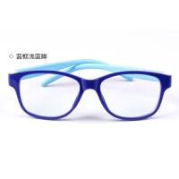儿童防辐射眼镜男女手机电脑防蓝光护目镜多功能户外运动平光眼镜