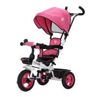 儿童三轮车脚踏车1-3周岁婴儿手推车2-6宝宝婴幼童3轮车大号