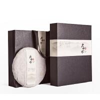普洱茶包装盒纸盒357g单饼福鼎白茶盒子茶饼盒空礼盒茶盒通用
