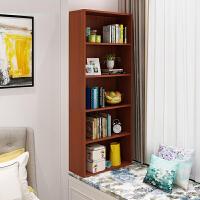 窗台桌上小书架儿童房卧室简易现代简约窄置物架