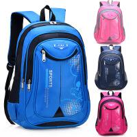 小学生书包男1-3-6年级儿童背包防水减负女双肩背包