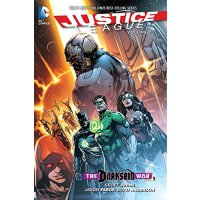 Justice League Vol. 7: Darkseid War Part 1【英文原版】正义联盟卷7