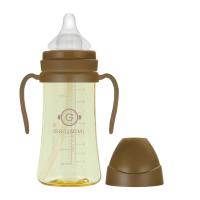 可拆解 吸管奶瓶 韩国 200ml/300mlPPSU