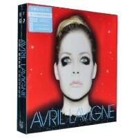 正版音乐cd碟片艾薇儿同名专辑艾薇儿中国巡演专辑限量版CD附赠品
