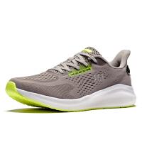 【超品预估价:107】361男鞋运动鞋2021春夏新款透气薄款网面鞋跑步鞋男运动减震跑鞋