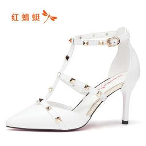 红蜻蜓女鞋女凉鞋WZB70172