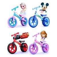 儿童平衡车无脚踏滑步车2男5小孩自行车宝宝滑行车1-3岁6女儿童节礼物