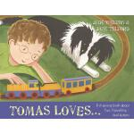 【预订】Tomas Loves...: A Rhyming Book about Fun, Friendship -