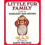 Little Fur Family Fur Edition 毛绒绒的一家 ISBN9780694000043