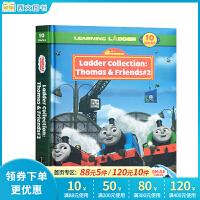 顺丰包邮 英文原版 Thomas and Friends Learning Ladder 2 小火车托马斯和朋友们 精