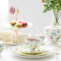 英式下午茶骨瓷咖啡杯欧式小奢华套装陶瓷茶具咖啡具礼品