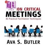 【中商海外直订】Mission Critical Meetings: 81 Practical Facilitatio