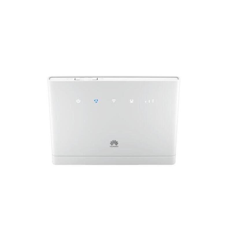 华为 4G路由 智能家用无线路由器wifi穿墙王 电信联通4G流量卡/宽带双接入 LTE联通4G3G移动电信无线转有线宽带WIFI路由器CPE B315S-936 4G路由B315 支持流量卡上网/固网宽带上网