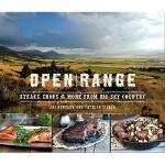 【预订】Open Range: Steaks, Chops, and More from Big Sky
