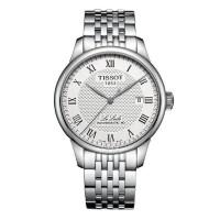 天梭TISSOT-力洛克系列 T006.407.11.033.00 自动机械男士手表【好礼万表 礼品卡可购】