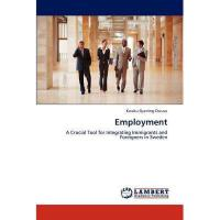 【预订】Employment