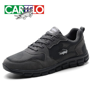 卡帝乐鳄鱼男鞋男士鞋子潮鞋学生运动休闲鞋韩版男鞋子休闲旅游鞋