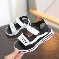 儿童凉鞋夏季男女童凉鞋男孩小学生宝宝沙滩鞋