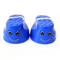 幼儿园亲子运动户外教学健身玩具儿童笑脸高跷鞋平衡感统训练器材