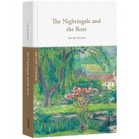 正版全新 夜莺与玫瑰 The Nightingale and the Rose(全英文原版,精装珍藏本)