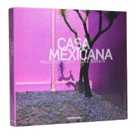 CASA MEXICANA 酒店建筑规划 室内装修效果图 酒店空间 室内设计书籍