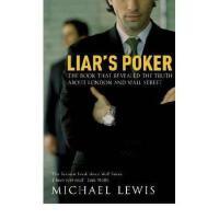 【现货】英文原版 Liar's Poker 老千骗局 又名:说谎者的扑克牌 迈克尔・刘易斯 华尔街的投资游戏 商学院的