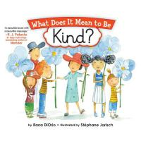 【预订】What Does It Mean to Be Kind?(r)