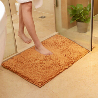 雪尼尔地垫门垫脚垫家用进门垫卧室卫生间浴室防滑垫门口吸水地毯 .