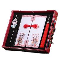 中国特色礼品送老外手工艺品中国风小礼物套装出国礼品剪纸窗花惊喜的礼物节日礼品新年元旦礼物