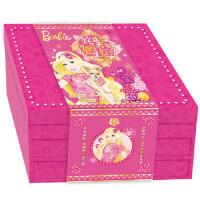 姹紫嫣红芭比新年礼盒 美国美泰公司,海豚传媒 长江少年儿童出版社 9787556035939
