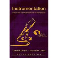 【预订】Instrumentation: An Introduction for Students in the