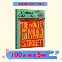 芒果街上的小屋 英文原版小�f The House on Mango Street 美���D���� 奇卡�Z文�W
