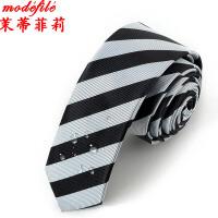 领带 男式正装商务结婚西服新款韩版简约配饰男式时尚休闲职业装