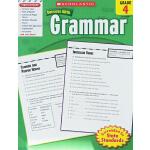 【满99减30】【四年级语法】学乐成功系列 Scholastic Success With Grammar Grade