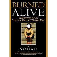 """【预订】Burned Alive: A Survivor of an """"Honor Killing"""""""