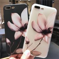 苹果6手机壳iPhone6套6s硅胶软7/8plus女款潮新全包防摔唯美个性x