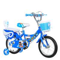 儿童自行车2-9岁14寸小孩20寸男女宝宝121618寸脚踏单车