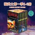 【顺丰包邮】现货 猫武士一部曲 Warriors Box Set Volumes 6册盒装 英文原版小说 预言开始 i