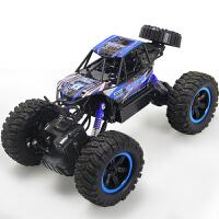 大号电动遥控越野车四驱攀爬高速赛车男孩充电玩具汽车3-6周岁7