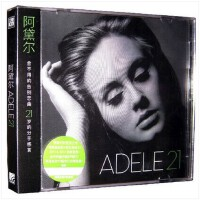 原装正版 Adele 阿黛尔 21 内地正版首次发行 CD 音像CD 车载CD