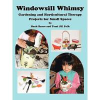 【预订】Windowsill Whimsy, Gardening & Horticultural Therapy