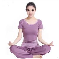 韩版瑜珈服愈加健身服 三件套装 瑜伽服