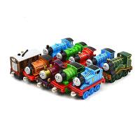 合金磁性托马斯小火车玩具套托马斯爱德华詹姆斯托比 抖音抖音