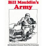 BILL MAULDIN'S ARMY(ISBN=9780891411598) 英文原版