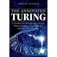 【预订】The Annotated Turing: A Guided Tour Through Alan