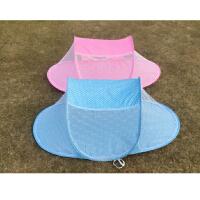 免安装0-4岁婴儿蚊帐可折叠蒙古包儿童蚊帐婴儿床蚊帐