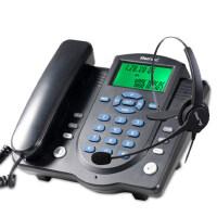 正品包邮Hion/北恩 U860呼叫中心录音电话机 话务员耳机客服耳麦 电脑弹屏