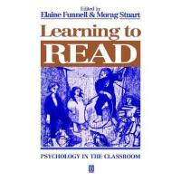 【预订】Learning To Read - Psychology In The Classroom