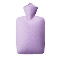 热水袋女防爆暖水袋注水大号灌水暖手袋冲水暖手宝装水