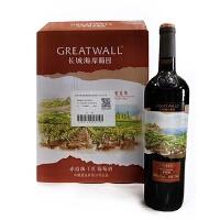 长城 海岸葡园精选级赤霞珠干红葡萄酒 750ml